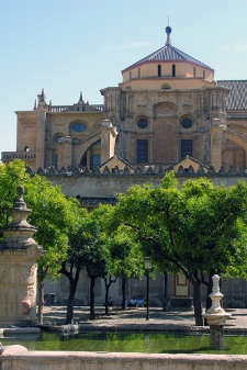 The Mosque at Cordoba by PhillipC on Flickr